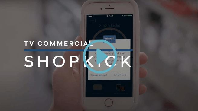 shopkick - video production and membership for professionals