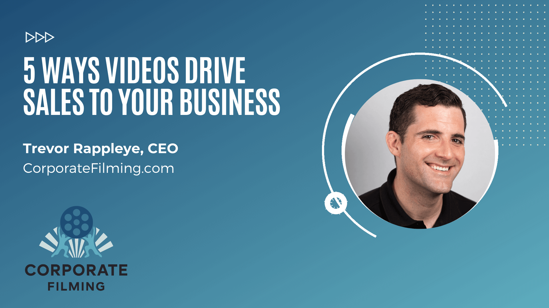 5 Ways Videos Drive Sales for Your Business