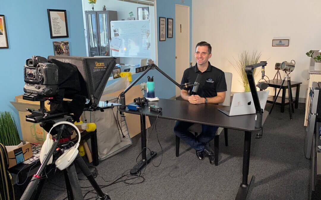 CorporateFilming announces new podcast with Trevor Rappleye